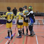 Junioren C - Kleiner Final gegen UHC Nuglar United Saison 2017/18