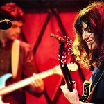 Fri, 15/06/2018 - 1:49pm - Natalie Prass and her band perform live on WFUV Radio from Rockwood Music Hall in New York City, 5/31/18. Hosted by Russ Borris. Photo by Gus Philippas/WFUV