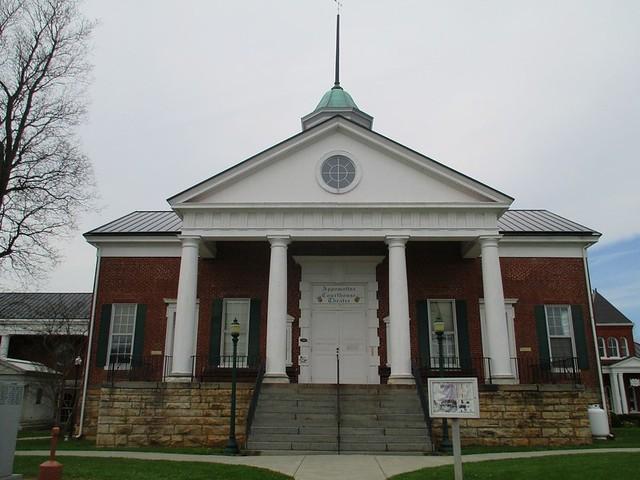 Appomattox (VA) Courthouse Theater