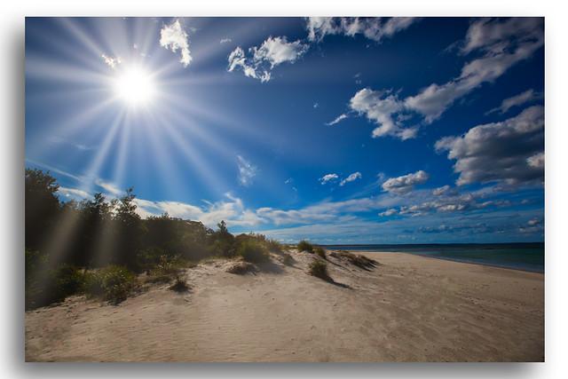 Jervis Bay Beach