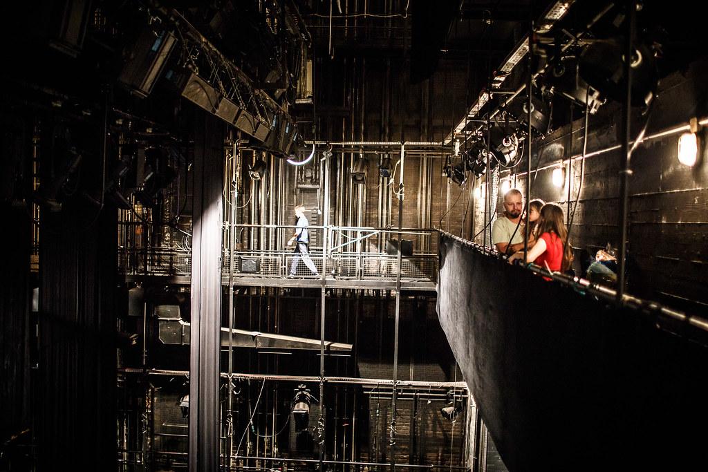 Bartosz Turzyński / Warsztaty w Teatrze Nowym / 13.06.18