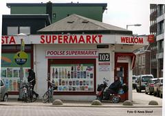 Poolse supermarkt, 30-3-2018