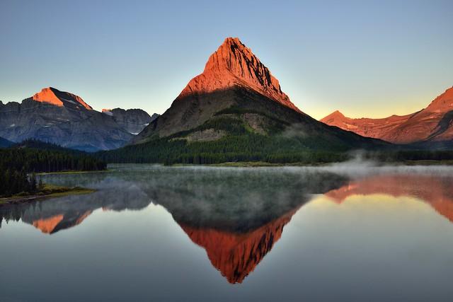 You Can't Explain the Impulse (Glacier National Park)