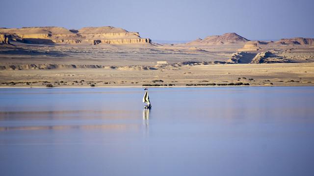 Egypt's Lake Qarun