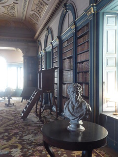 Library, Wimpole Hall, Cambridgeshire