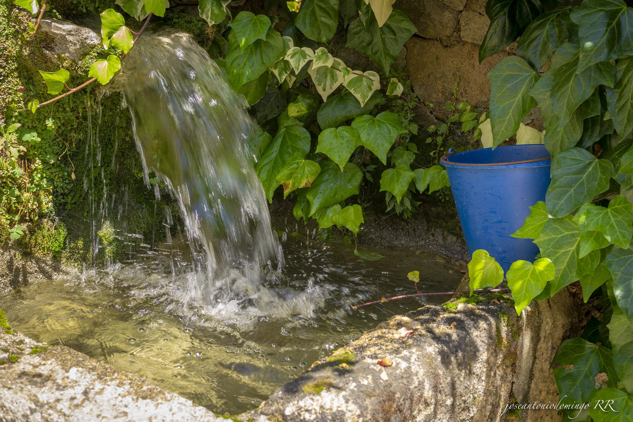 Madrigal de la Vera - Fuente El Chorrero.
