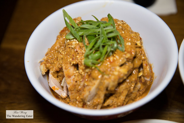 Mouthwatering Chicken Thigh (口水鸡)