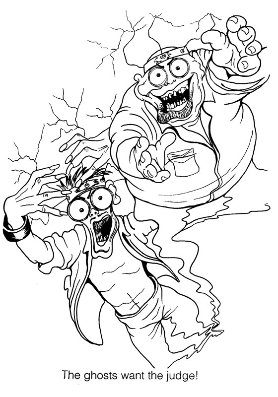 Ghostbuster Coloring Pages Via Free Coloring Pages Ift Tt Flickr