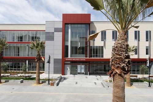 Student Wellness Center, SJSU