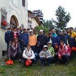 Wanderausflug St. Moritz Frauenriege 2008