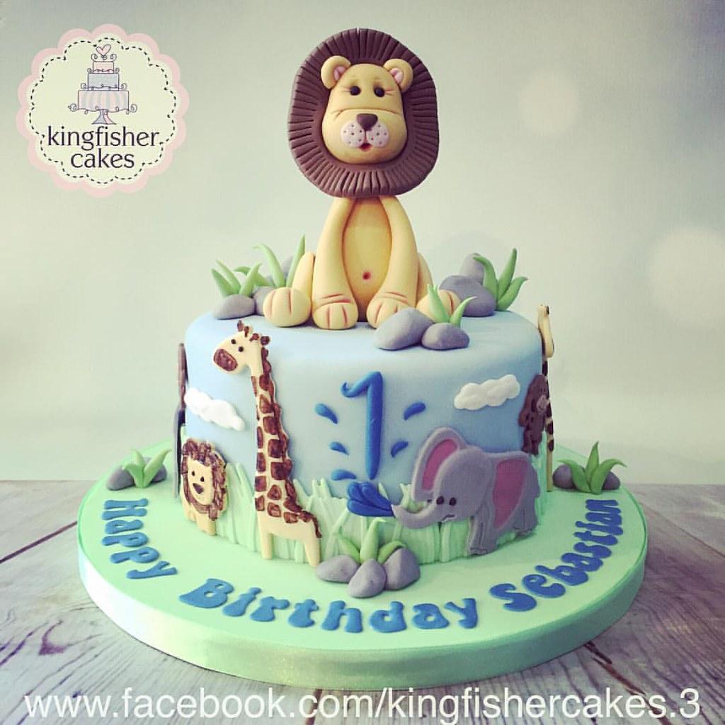Tremendous Next Cake For Last Weekend Was This Little Boys First Birthday Funny Birthday Cards Online Kookostrdamsfinfo