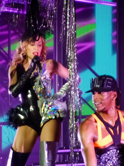 Kylie Minogue - Kiss Me Once Tour - Bercy, Paris (2014)
