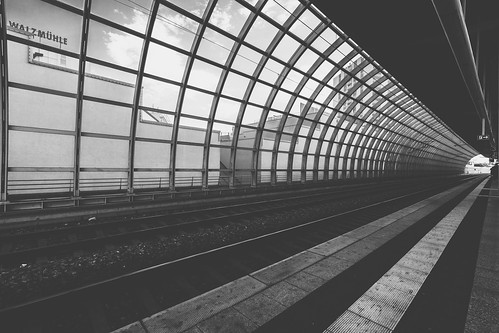 Tunnelaussicht