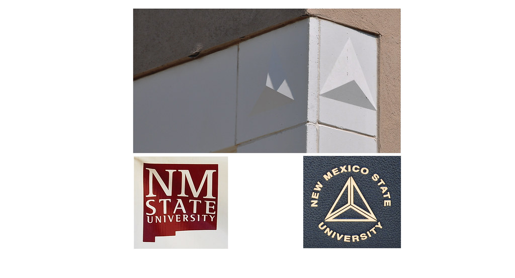 Nmsu Logo Changes Durably Imbedded Into Bits And Pieces Of Flickr