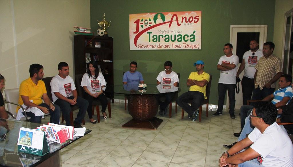 Gladson -  Prefeitura de Tarauacá