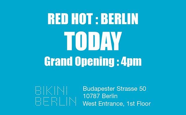 RED HOT : BERLIN