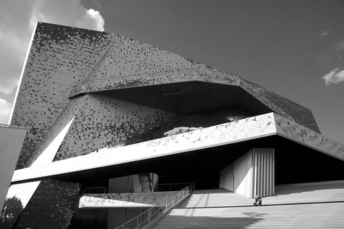 Philharmonie de Paris designed by Jean Nouvel | by Richard Needham