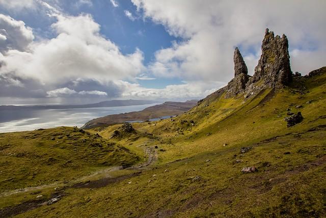 Old Man of Storr, Isle of Skye [Scotland] [Explore n°129 du 09/06/2015]