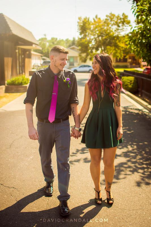Eva & Casey Cheeks Wedding