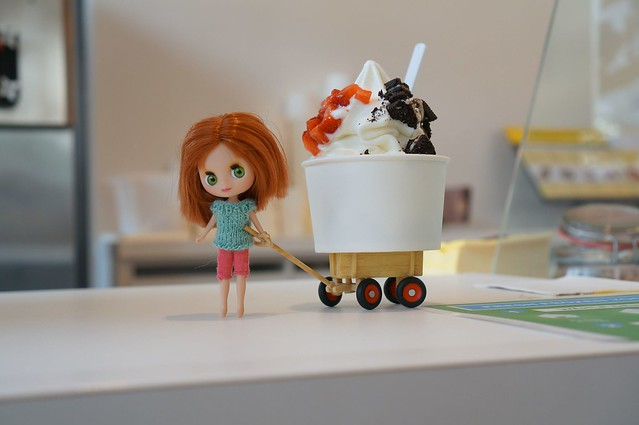 Blythe A Day 12 May 2015 - FAVORITE FOOD