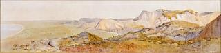 'No. 1, 2, 3 outposts', Gallipoli 1915