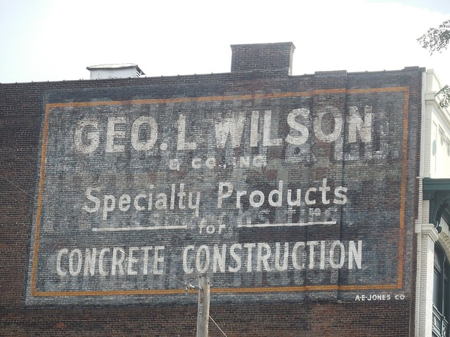 Ghost Sign, Pittsburgh