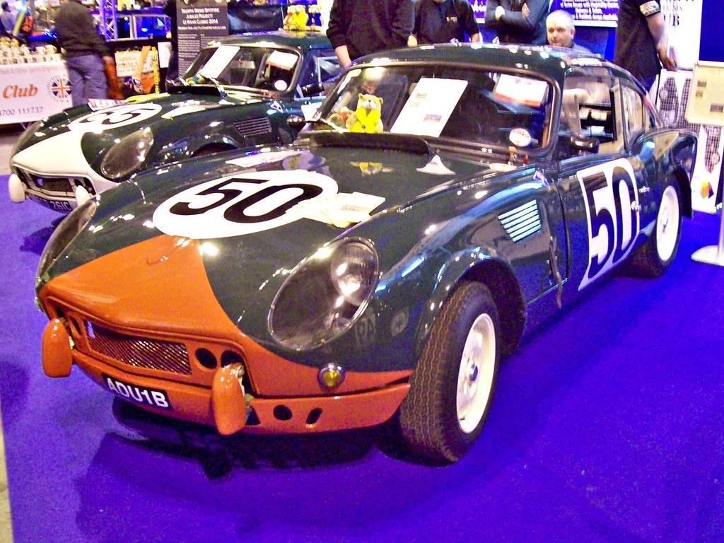 355 Triumph Spitfire Le Mans Works 1964 Triumph Spitfi Flickr