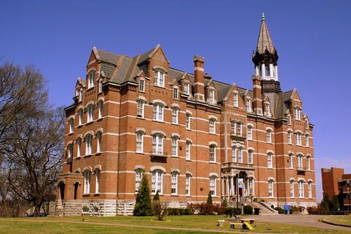 Fisk University's Jubilee Hall - Nashville, TN
