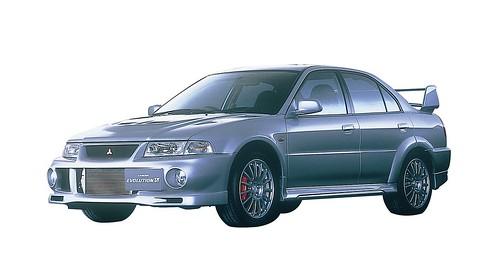 1999-2001 Mitsubishi Lancer Evolution VI - 01 | by Az online magazin