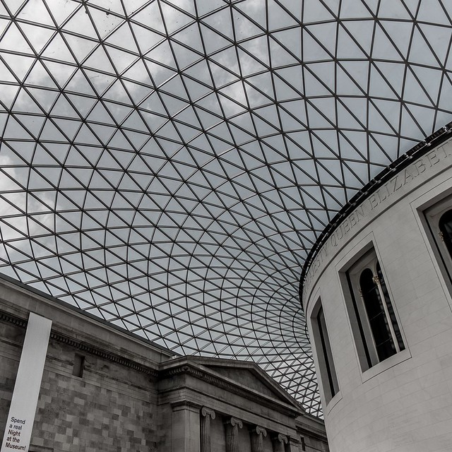British Museum, Spend a real night at the museum with ?