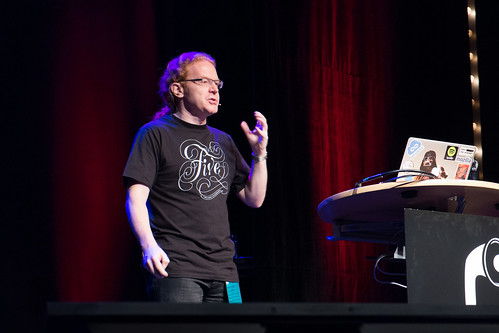Chris Heilmann – Advancing the web without breaking it? | by andreasdantz