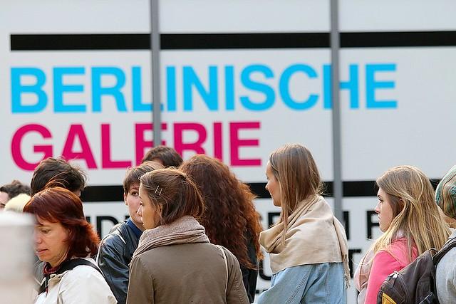 Wiedereröffnung BERLINISCHE GALERIE