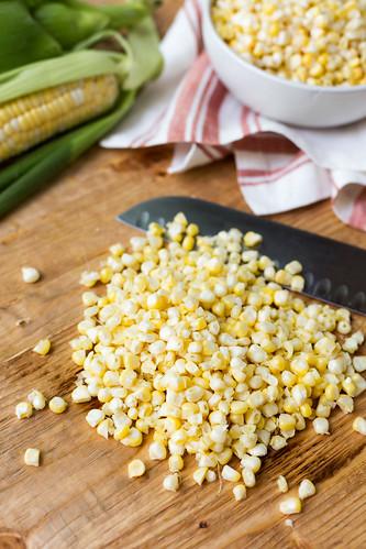 New Jersey bi-color corn kernels | by Striped Spatula