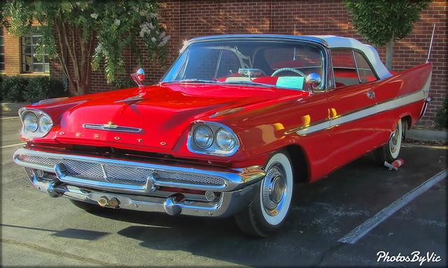 '58 Desoto Firedome Convertible
