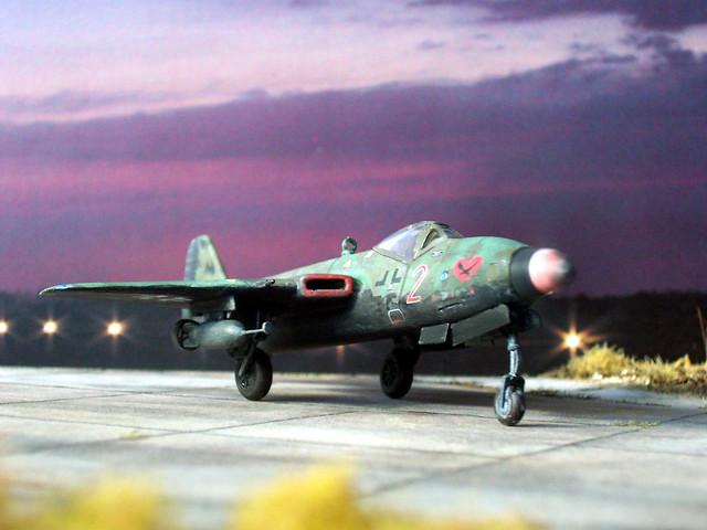 1:72 Focke Wulf Fw 260 A-1, aircraft