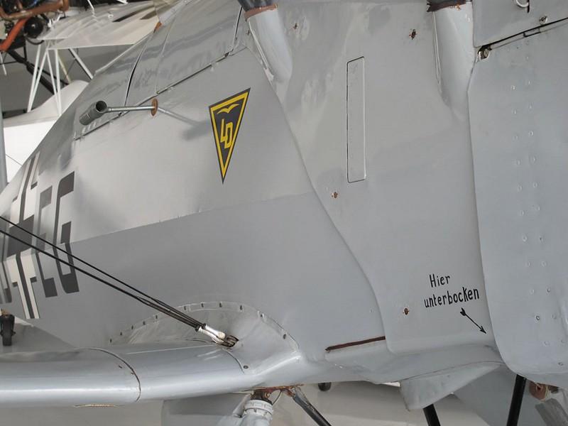 Bucker Bu-131 Jungmann 8