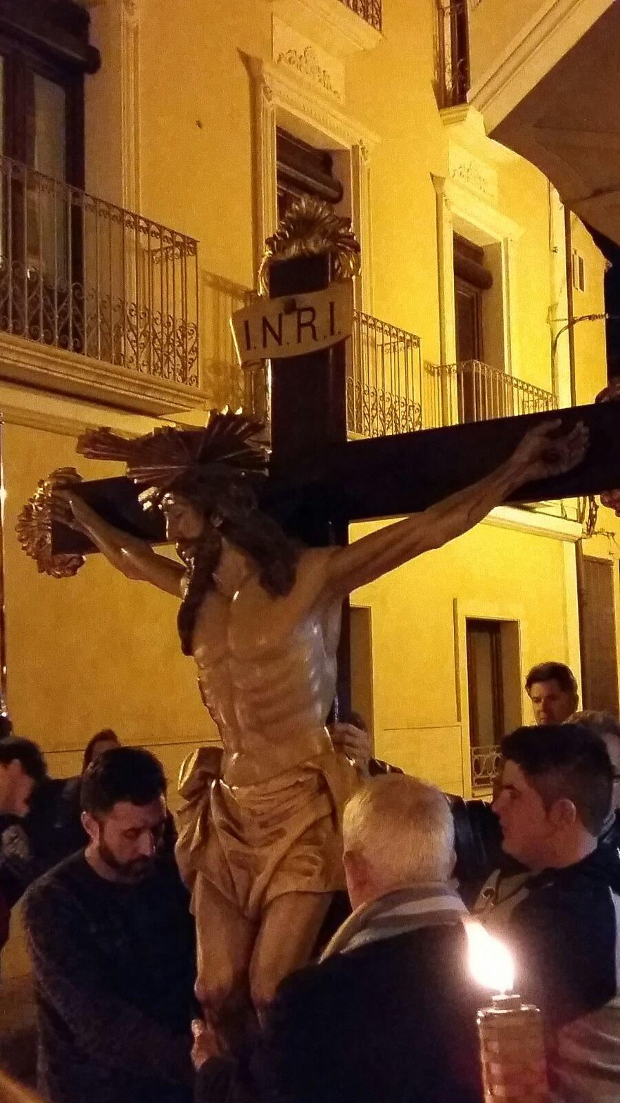 (2016-03-18) - VII Vía Crucis nocturno - Mari Carmen Barceló Pérez (05)