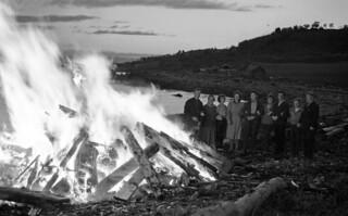 Pinsebål i Trøndelag (1961)