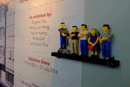 The Brick Collective: Tiong Bahru Show | by crayonbricks