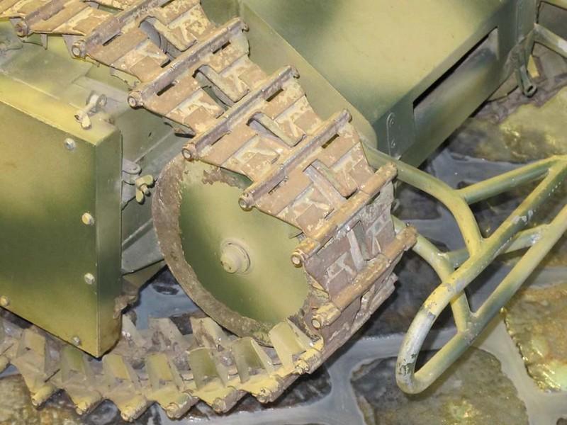 SdKfz 302 Leichter Ladungstrager Goliath 6