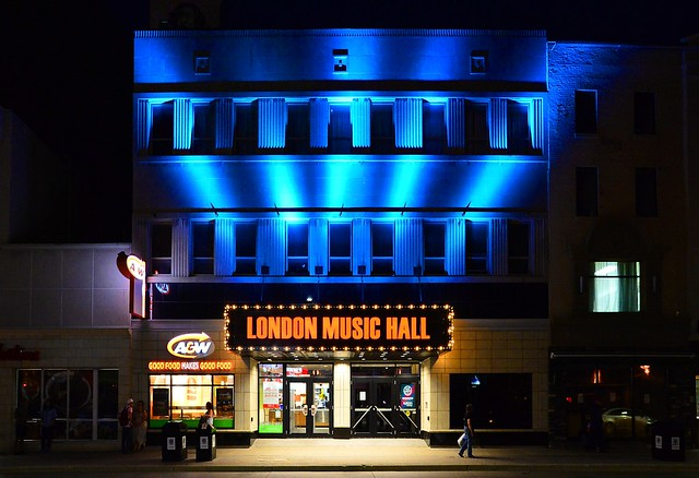 London, ON - London Music Hall