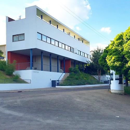 Le Corbusier in Stuttgart