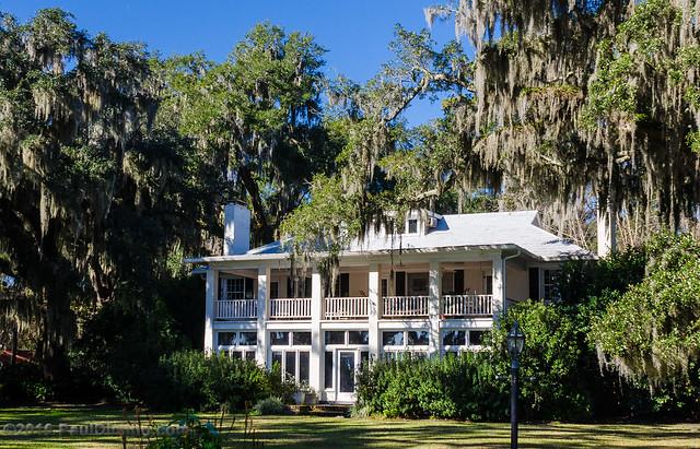 Southern Living on Bluff Drive - Isle of Hope, Savannah, GA