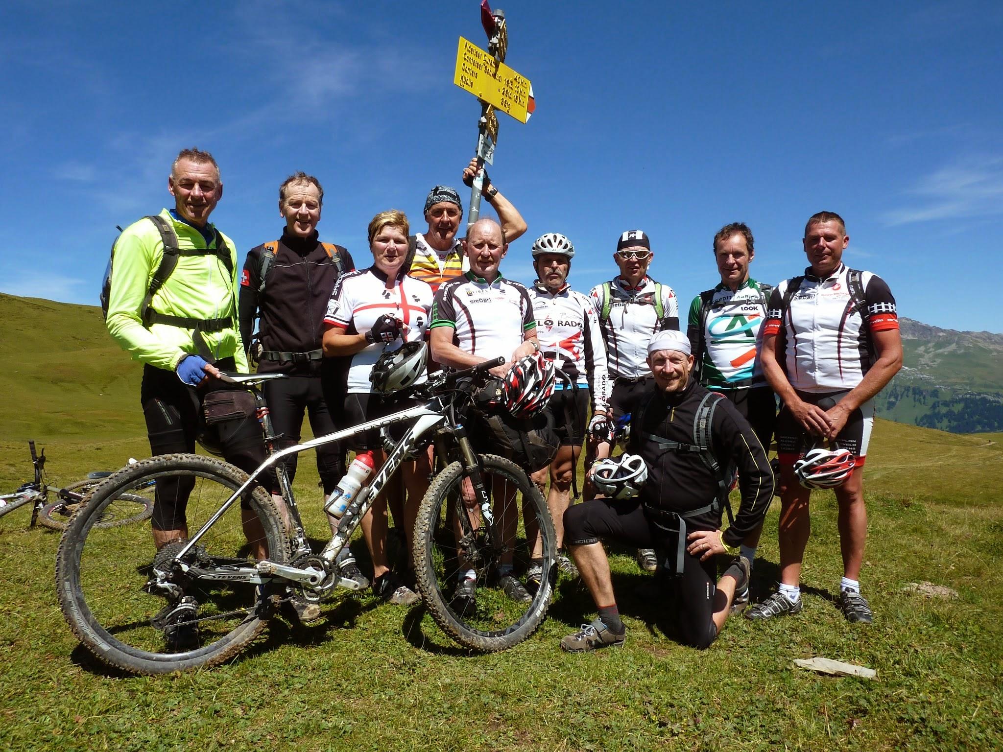 2014 Bike Tour