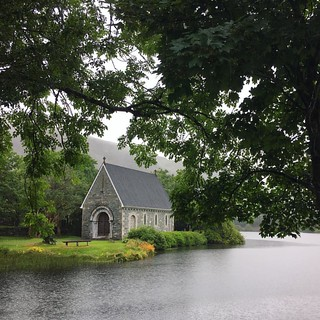 Rainy day adventure to Gougane Barra. #gouganebarra #westcorkisalwaysagoodidea #ireland #corkwalkies