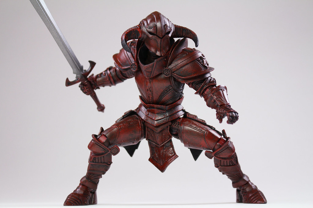 Mythic Legions Blood Knight Love That Range Of Motion