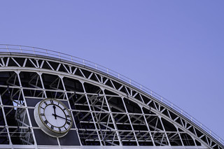 Manchester Central Clock | by Becca Swift