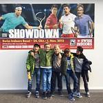 2015: Bei den Swiss Open