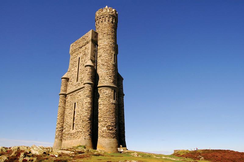 Torre de Milner, Isla de Man