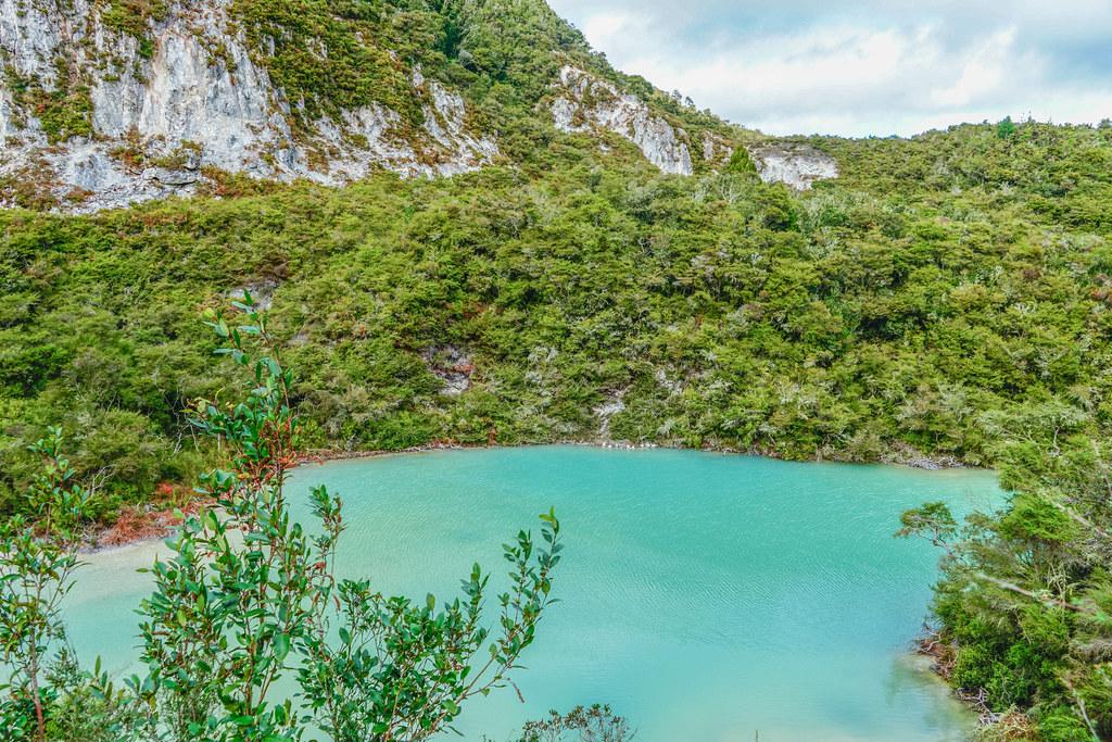 rainbow mountain rotorua walk